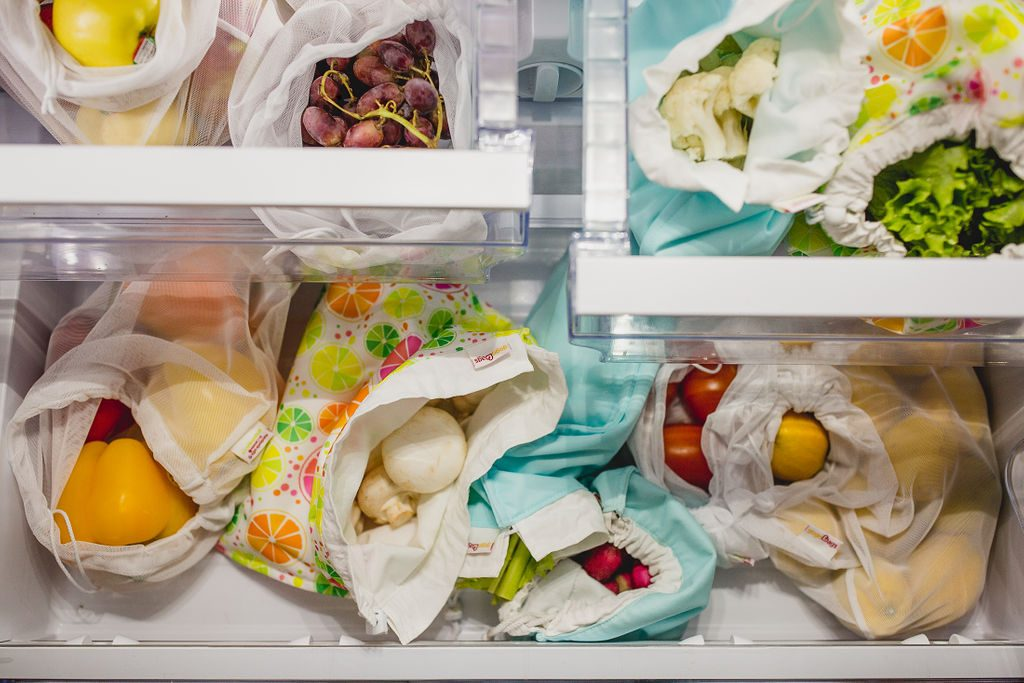 Reduce food waste using fresh bags