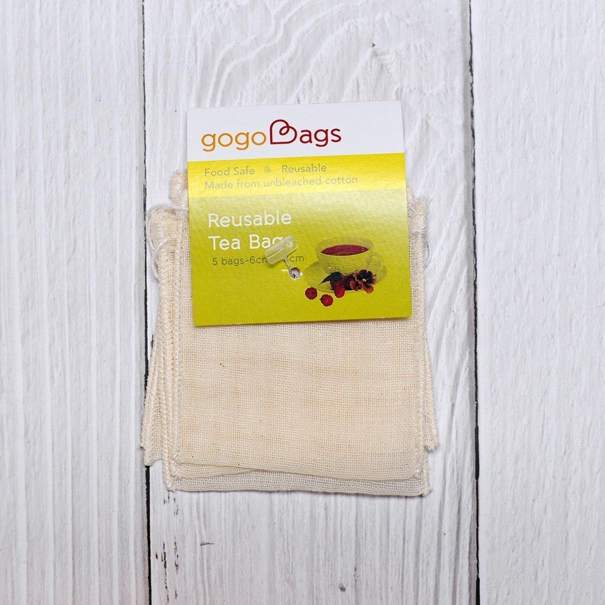 gogoBags tea bag