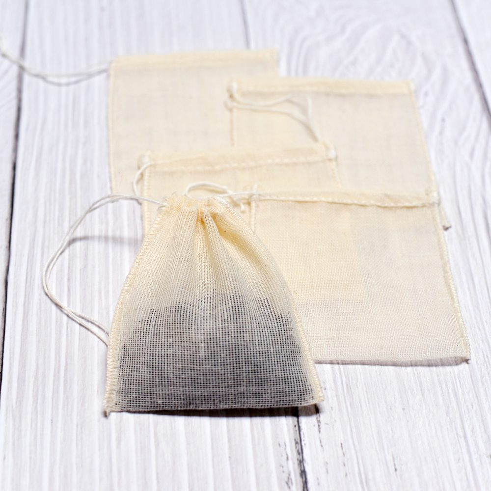 gogoBags reusable tea bag