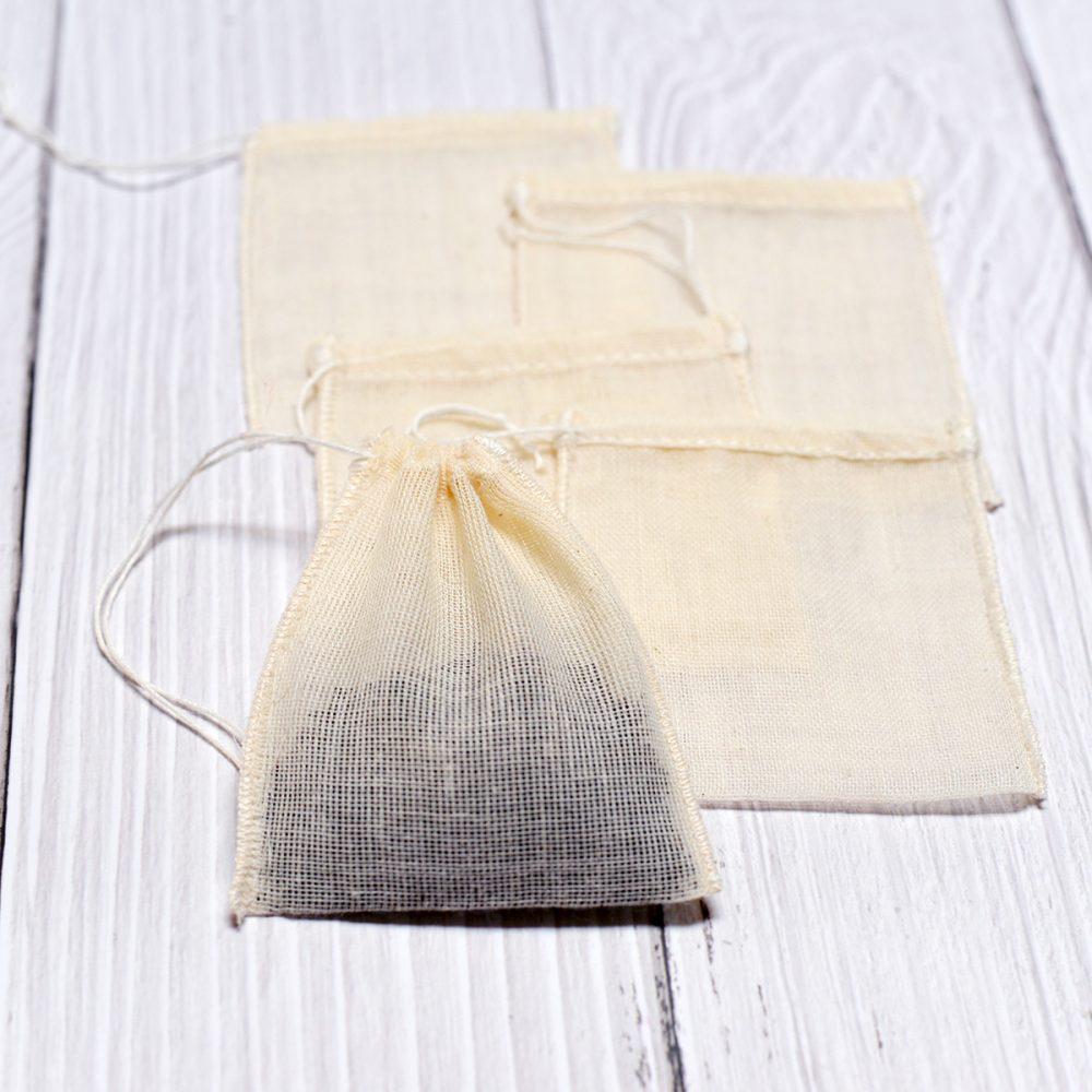 gogoBags reusable tea bag