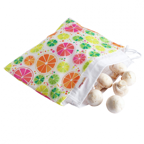Fresh Mushroom Bag- gogoBags- handmade-vancouver canada