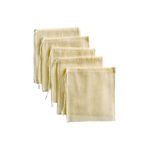 Tea-bags-cotton-reusable-plasticfree-bleachfree-zerowaste-gogoba