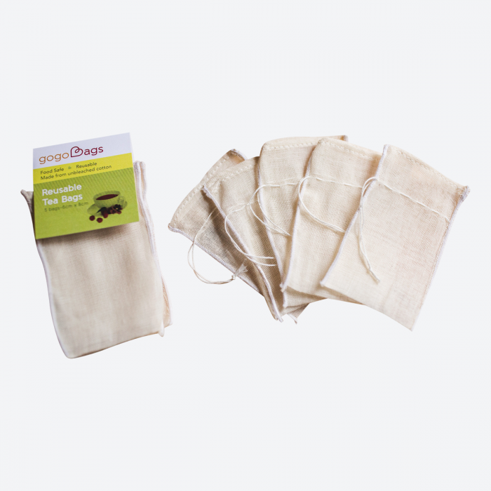 Reusable Tea bag Set