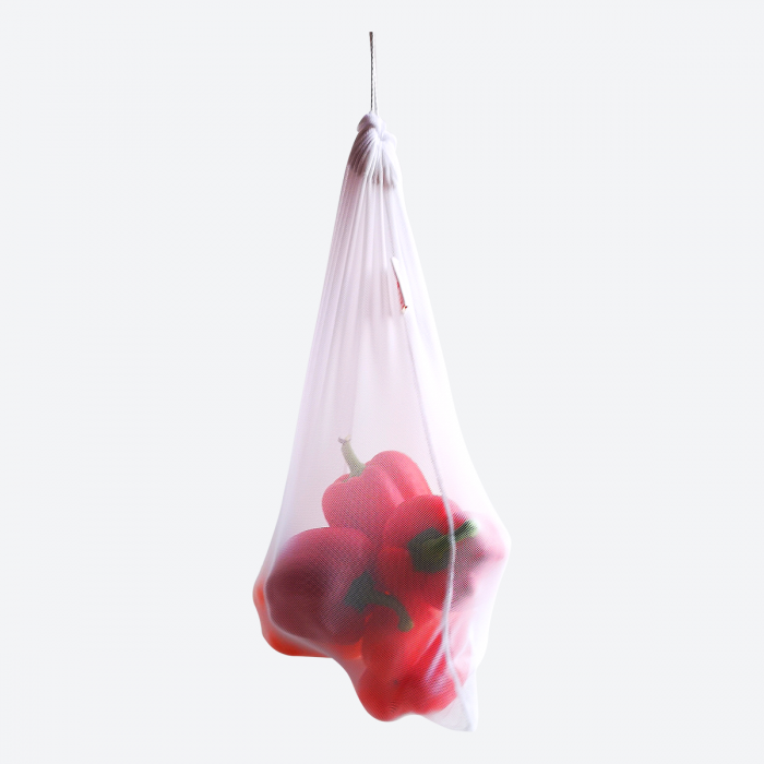 Mesh Produce bag hanging