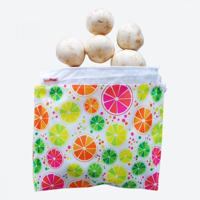 Citrus Fresh Mushroom Bag