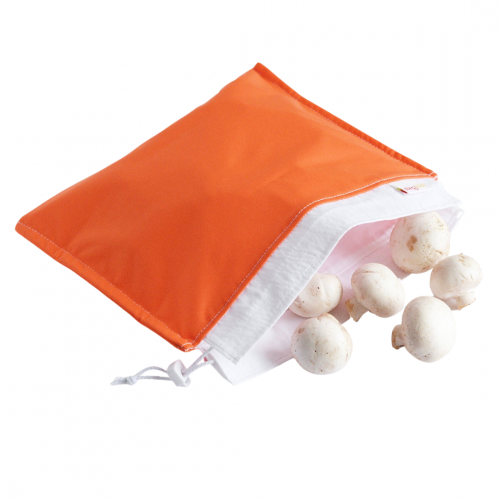 Mushroom-bag-orange-gogobags-vancouver