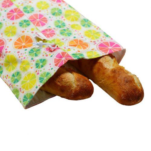 fresh bread bag - gogobags-vancouver-handmade-reusable