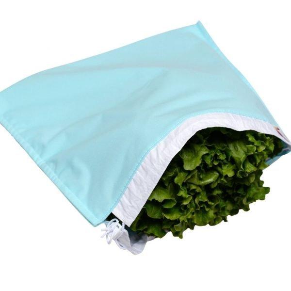 fresh sala bag -blue- gogobags-vancouver-handmade-reusable