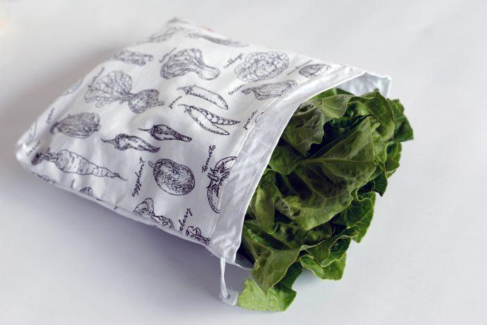 Salad Keeper Brown