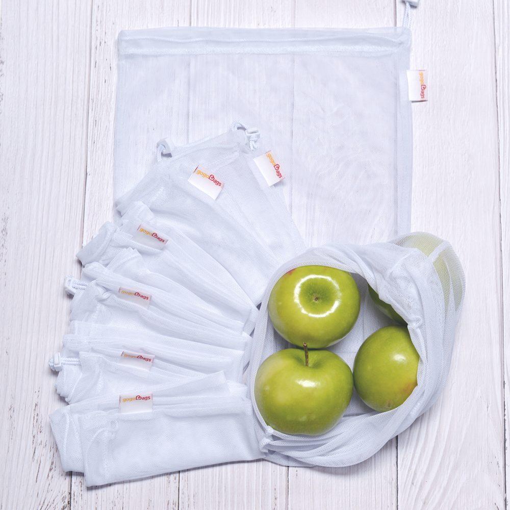 Produce Set - 8 Mesh bags