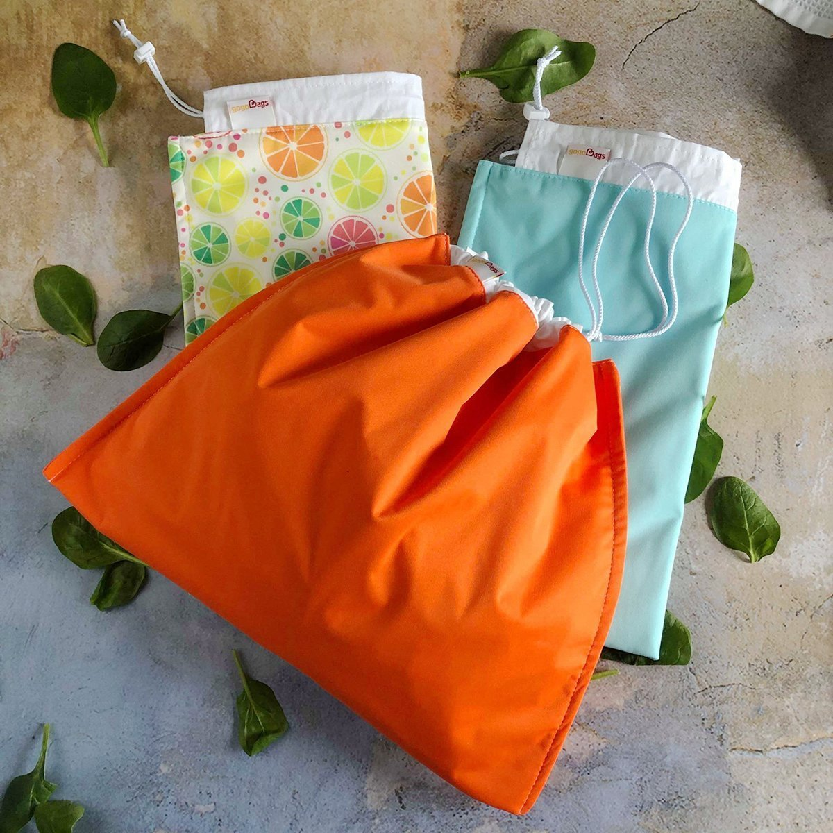 avoid food waste with these bags
