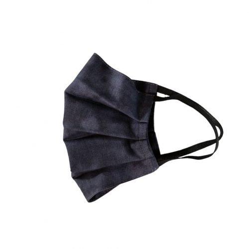 tie dye - pleated mask- reusable- handmade-gogoBags
