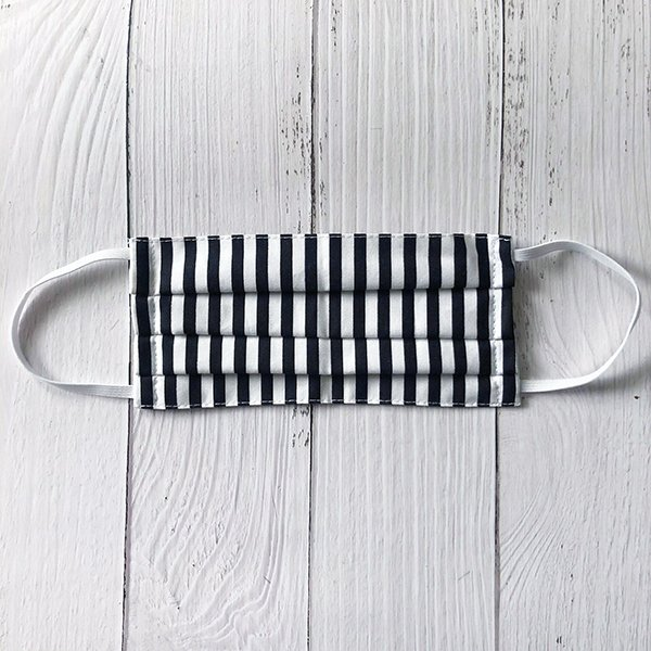 French-Monochrome-reusable-mask-gogoBags-Vancouver-Canada
