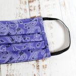 Purple-Dream-Bandana-pleated-reusable-face-mask-gogobags-Vancouver