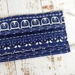 Blue-panda-pleated-reusable-mask-gogoBags-Vancouver
