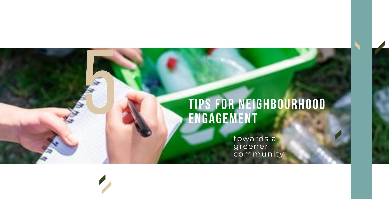 greener community