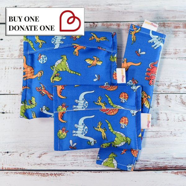 reusable-school-lunch-set-dinosaur-gogobags-vancouver