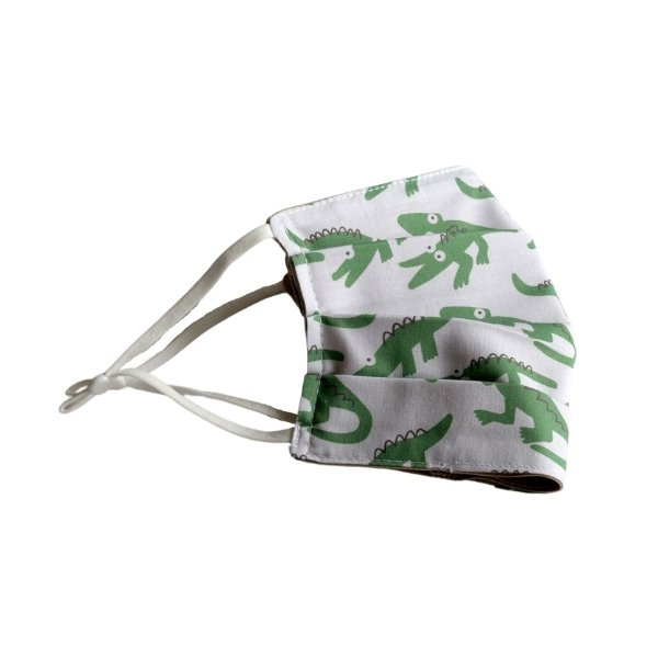 Happy-reptiles-reusable-mask-pleated-gogobags-vancouver-canada