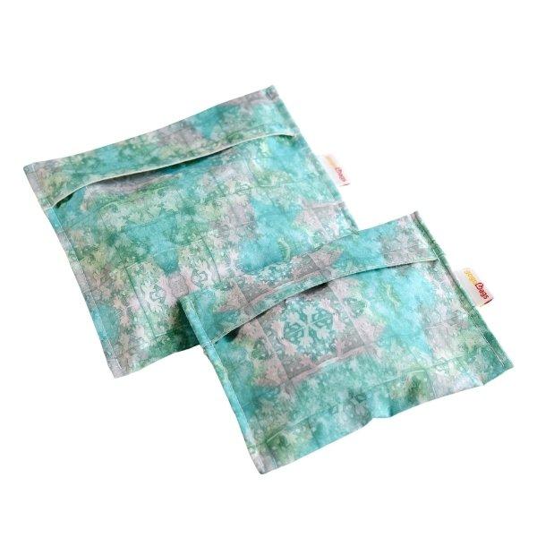 Watercolor-Dream-set-snack-bag-handmade-cotton-reusable-bag-gogobags-vancouver-canada
