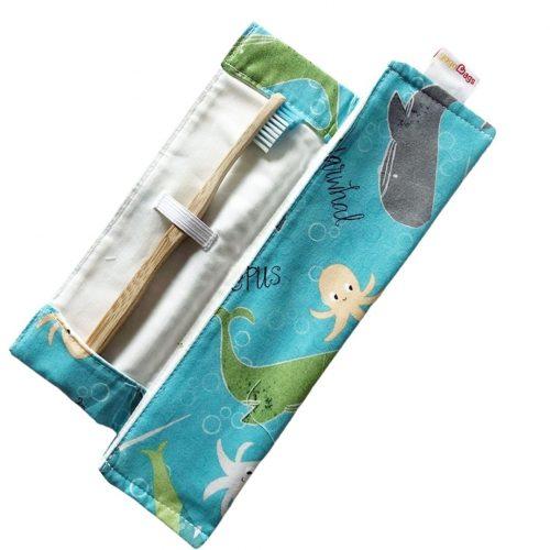 Ocean-toothbrush-bag-gogoBags-reusable-handmade-vancouver